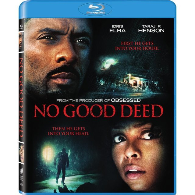No Good Deed [Blu-ray+UltraViolet]