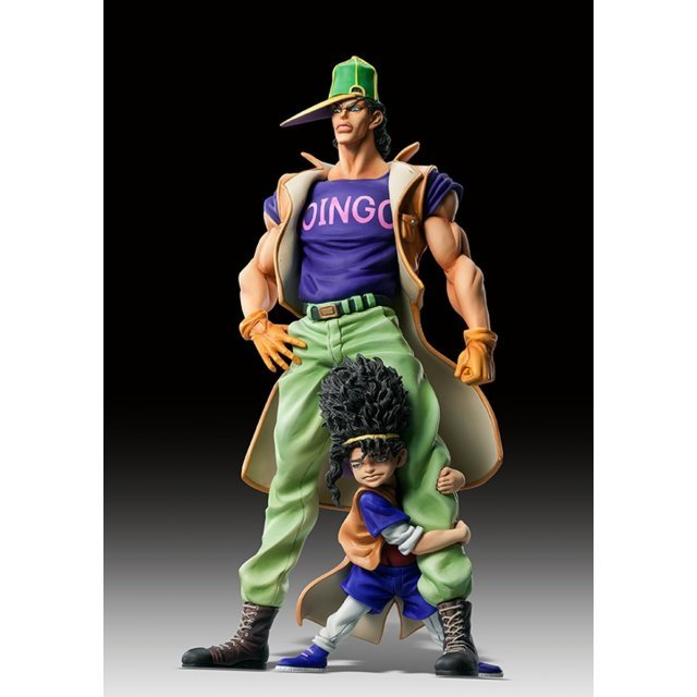 Statue Legend JoJo's Bizarre Adventure Part III No. 54: Oingo & Boingo