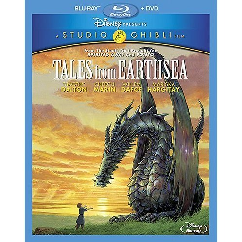 Tales from Earthsea [Blu-ray+DVD]