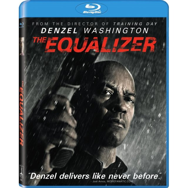 The Equalizer [Blu-ray+UltraViolet]