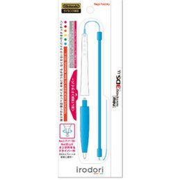 Touch Pen Leash Big Plus for New 3DS LL (Blue)
