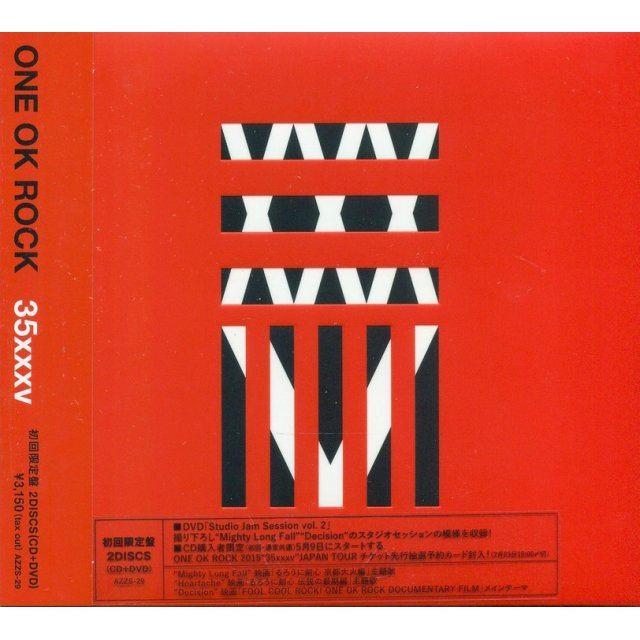 35xxxv [CD+DVD Limited Edition]