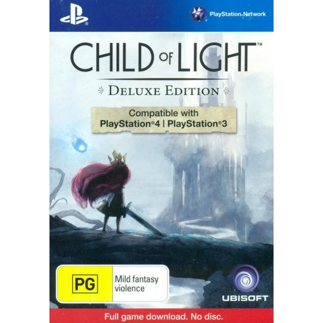 Child of Light [Deluxe Edition]