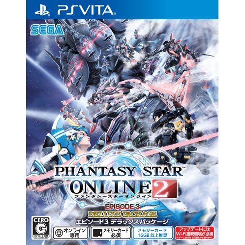 Phantasy star online 2 english release date ps vita