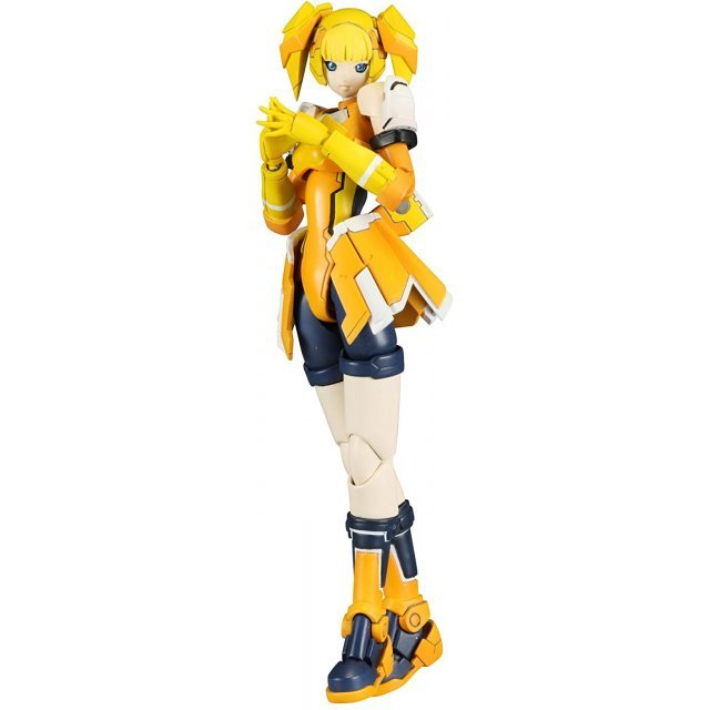 Phantasy Star Online Blue Burst: Racaseal Yellow Booze Ver.Apsy (Re-run)