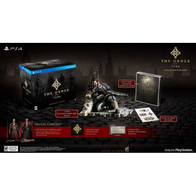 The Order: 1886 [Collector's Edition] (Chinese Sub)