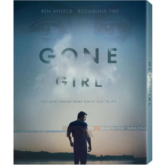 Gone Girl [Blu-ray+Digital Copy+UltraViolet]