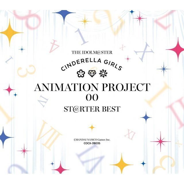 Idolmaster Cinderella Girls Animation Project 00 Starter Best