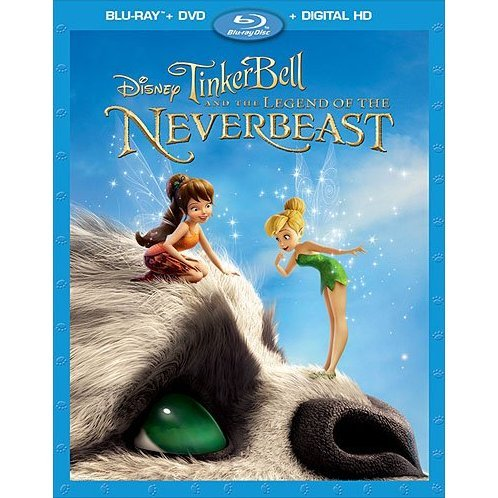 Tinker Bell and the Legend of the Neverbeast [Blu-ray+DVD+Digital Copy]
