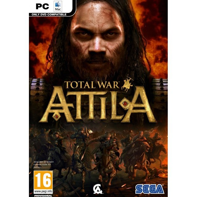 Total War: Attila (DVD-ROM)