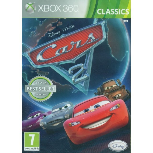 Cars 2: The Video Game (Classics)