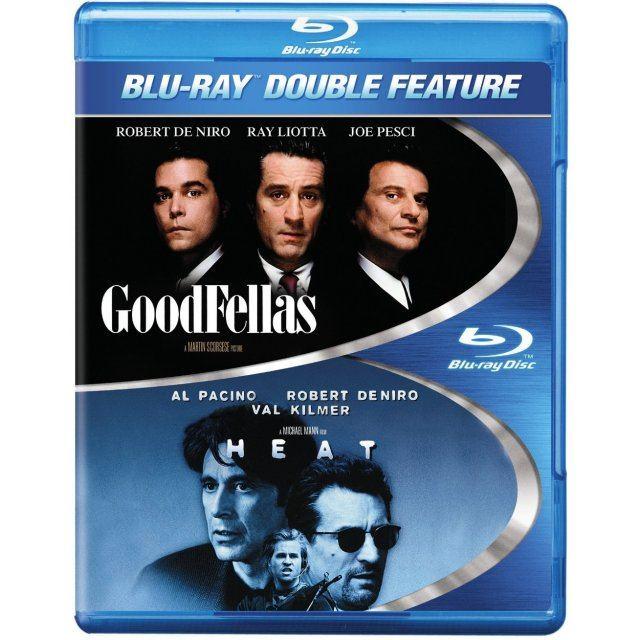 Goodfellas / Heat