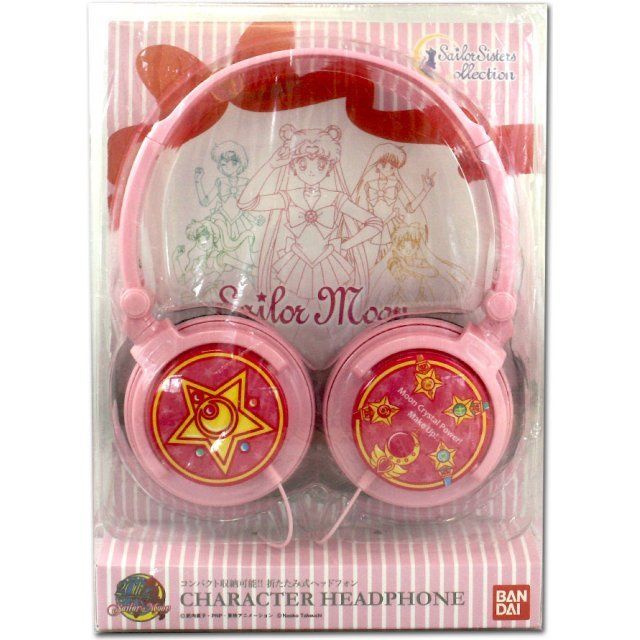gourmandise Sailor Moon Stereo Headphone