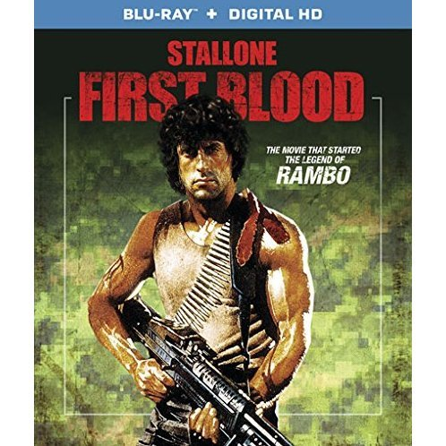 Rambo: First Blood [Blu-ray+Digital HD]