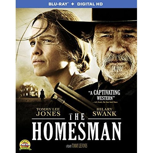 The Homesman [Blu-ray+Digital HD]