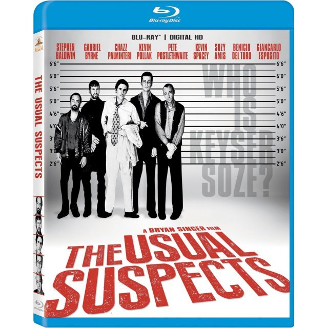 The Usual Suspects (20th Anniversary Edition)