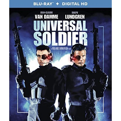 Universal Soldier [Blu-ray+Digital HD]