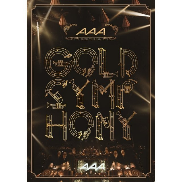 Arena Tour 2014 - Gold Symphony [Limited Edition]
