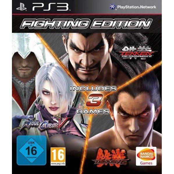 Fighting Edition Tekken 6 Tekken Tag Tournament 2 Soulcalibur V