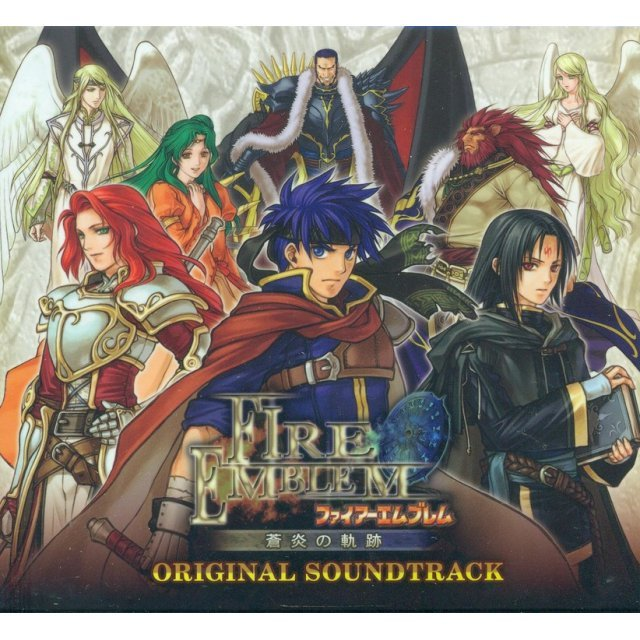 Fire Emblem Souen no Kiseki Original Soundtrack