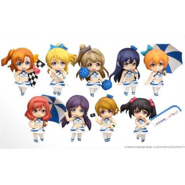 Nendoroid Petite Love Live! Race Queen Ver. (Set of 9 pieces)