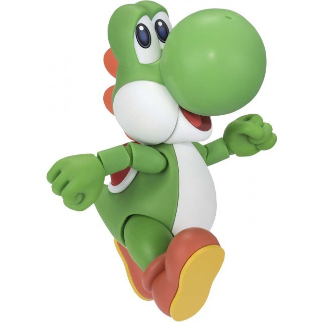 S.H.Figuarts Super Mario: Yoshi (Re-run)