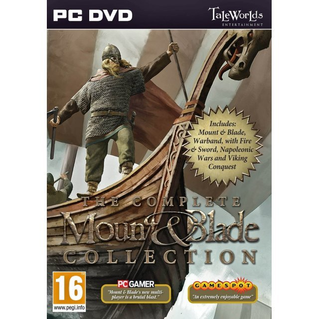The Complete Mount & Blade Collection (DVD-ROM)