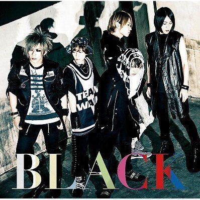 Black [CD+DVD Limited Edition]