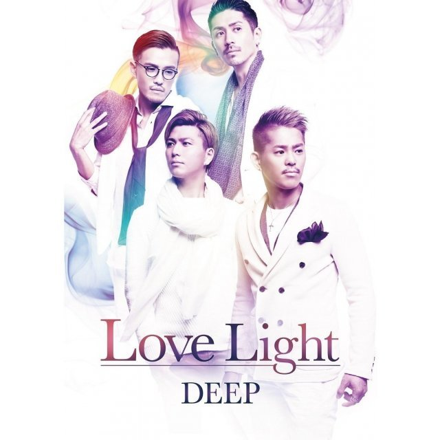 Love Light [CD+3DVD Limited Edition]