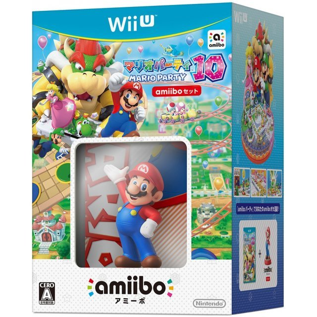 Mario Party 10 [amiibo Set]