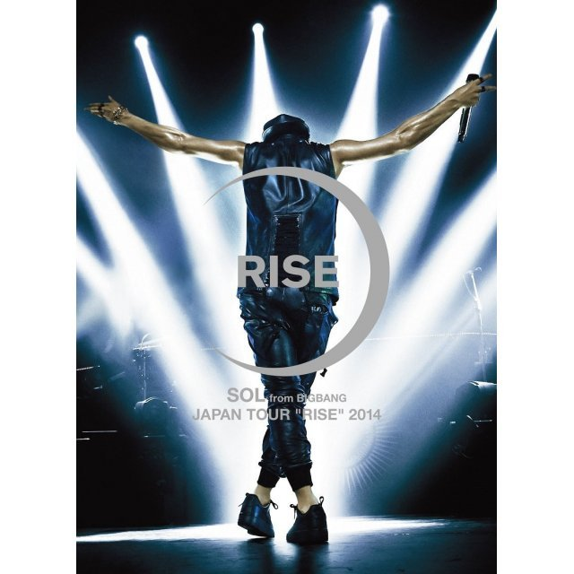 Sol Japan Tour - Rise 2014 [Limited Edition]