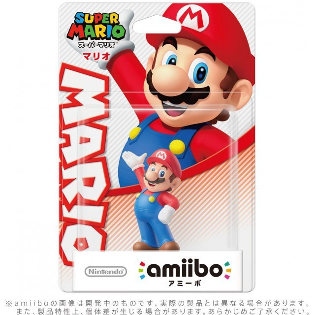 amiibo Super Mario Series Figure (Mario)