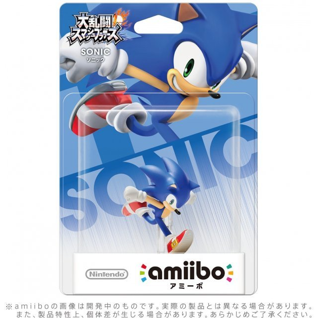 amiibo Super Smash Bros. Series Figure (Sonic)