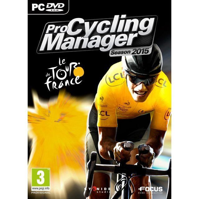 Pro Cycling Manager Season 2015 (DVD-ROM)