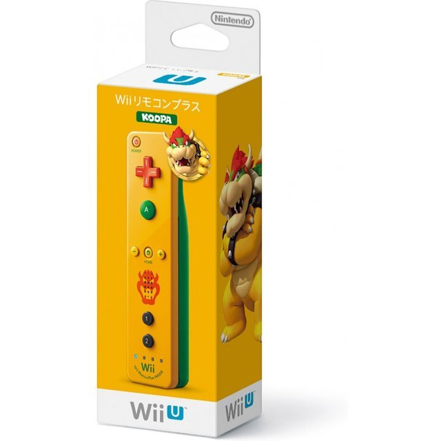 Wii Remote Control Plus (Koopa)