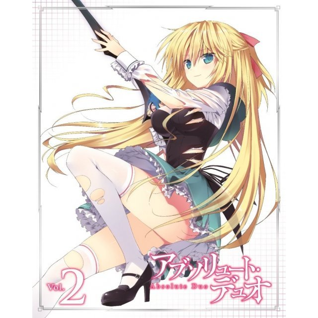 Absolute Duo Vol.2