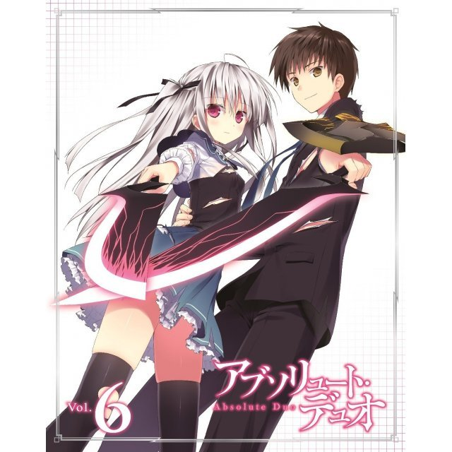 Absolute Duo Vol.6