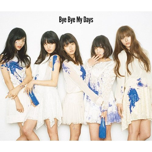 Bye Bye My Days [CD+DVD Limited Edition Type B]