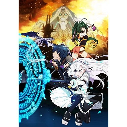 Hitsugi No Chaika Avenging Battle Vol.3 [Limited Edition]