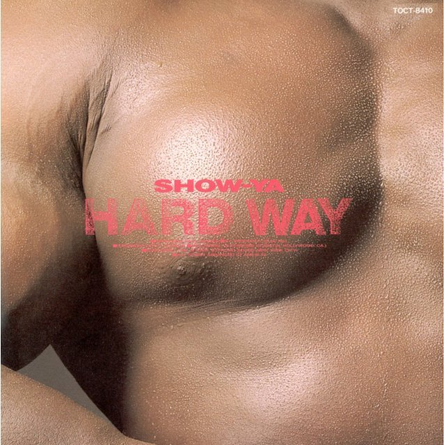 Hard Way +2 [SHM-CD]