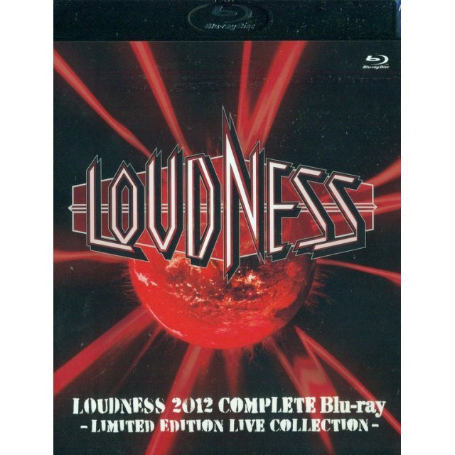 Loudness 2012 Complete Blu-ray - Limited Edition Live Collection