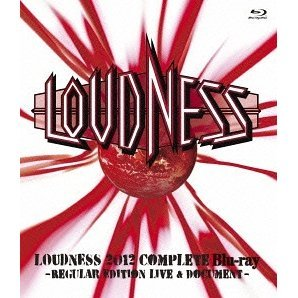 Loudness 2012 Complete Blu-ray - Regular Edition Live & Document