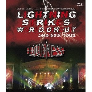 Loudness Thanks 30th Anniversary 2010 Loudness Official Fan Club Presents Series 1