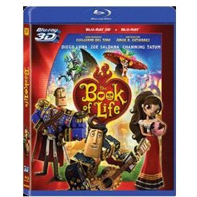 The Book Of Life [3D+2D]