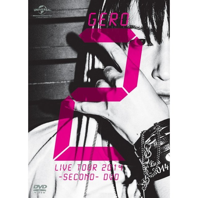 Live Tour 2014 - Second Dvd [Limited Edition]