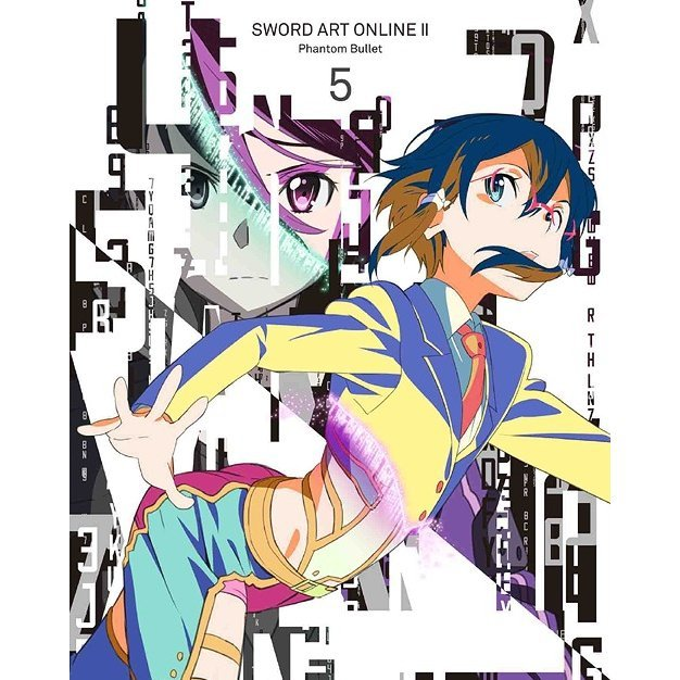 Sword Art Online II Vol.5 [Blu-ray+CD Limited Edition]