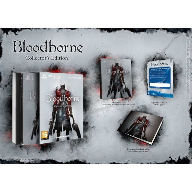 Bloodborne (Collector's Edition)