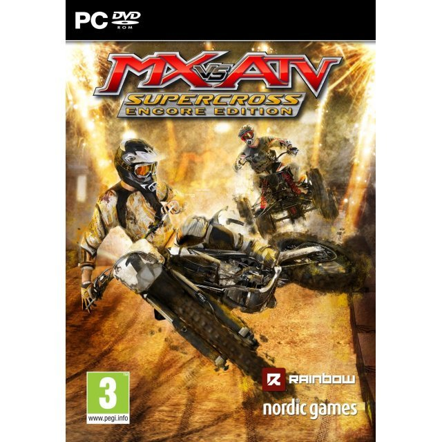 MX Vs ATV: Supercross (Encore Edition) (DVD-ROM)
