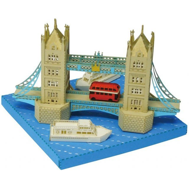 Paper Nano: Tower Bridge