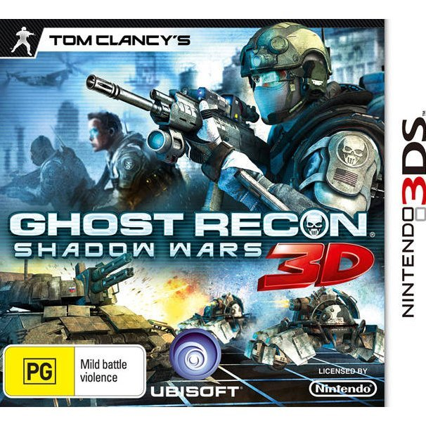 Tom Clancy's Ghost Recon: Shadow Wars